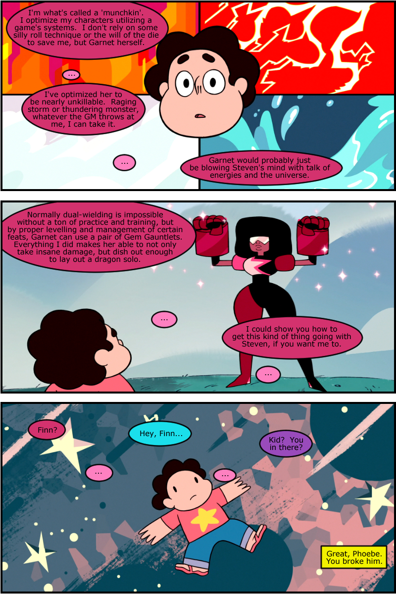 Garnet Is Pure Awesome